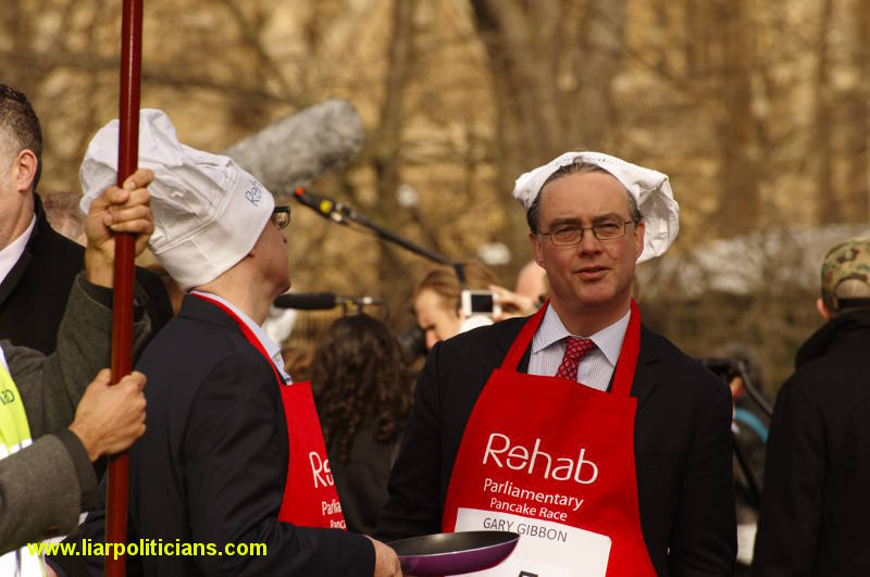 Photo 10, 2014 UK Parliamentary Charity Pancake Race