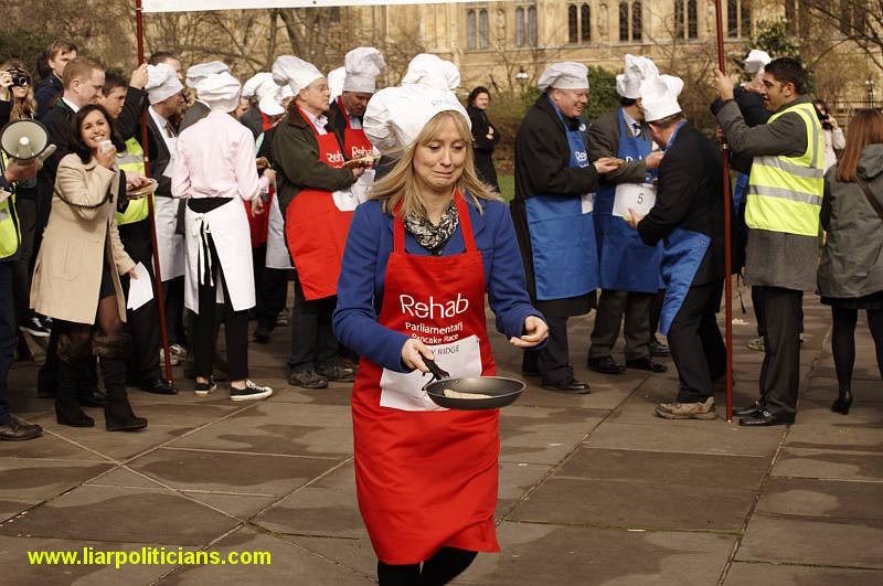 Photo 19, 2014 UK Parliamentary Charity Pancake Race
