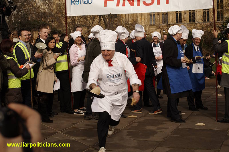 Photo 21, 2014 UK Parliamentary Charity Pancake Race