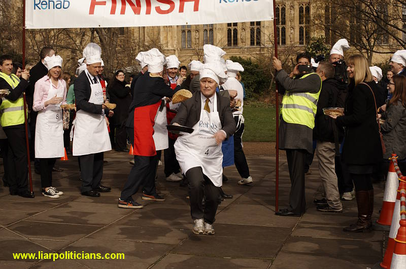 Photo 22, 2014 UK Parliamentary Charity Pancake Race