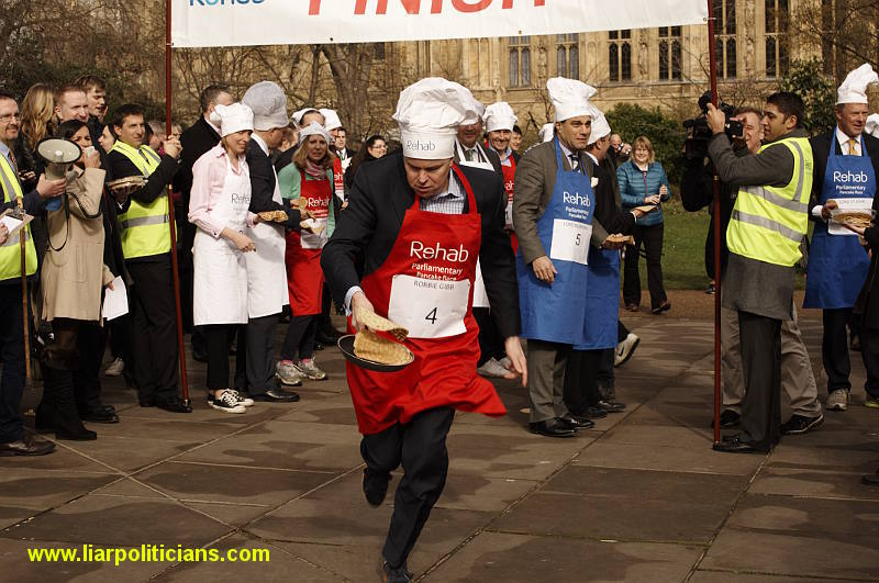 Photo 23, 2014 UK Parliamentary Charity Pancake Race