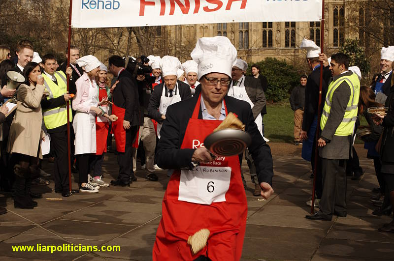 Photo 26, 2014 UK Parliamentary Charity Pancake Race