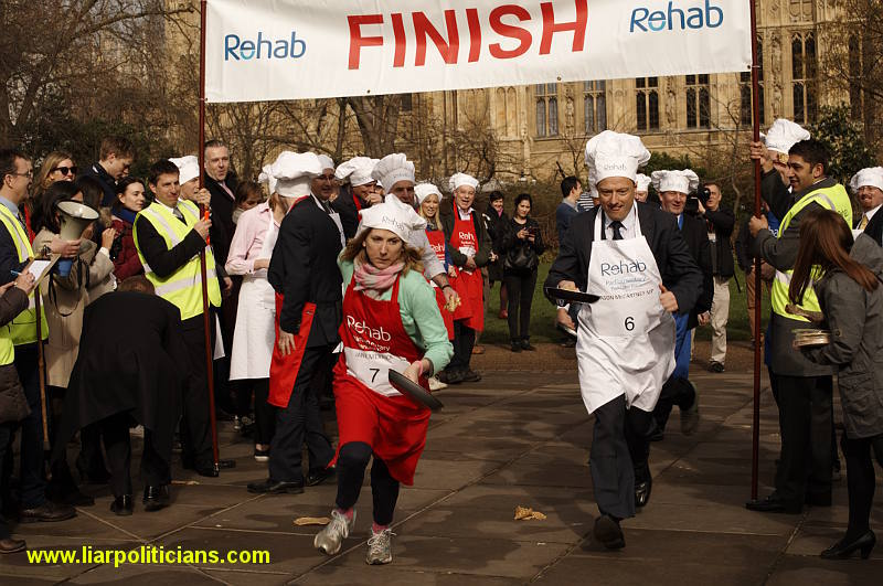 Photo 27, 2014 UK Parliamentary Charity Pancake Race